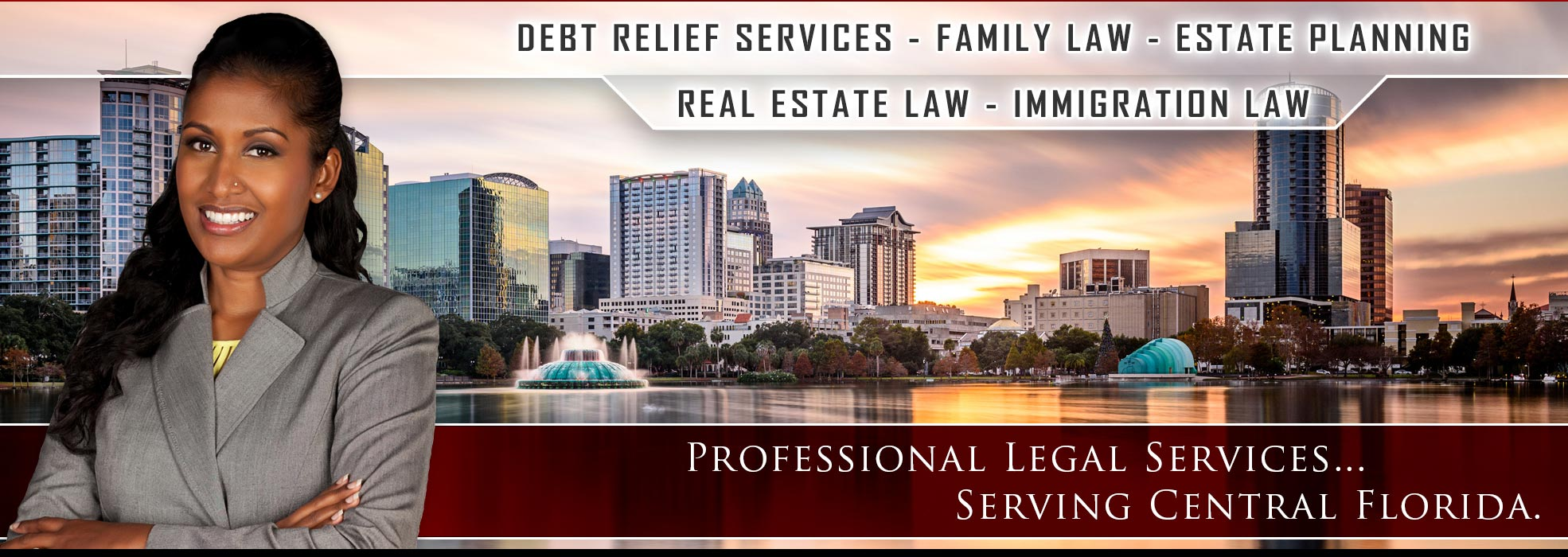Orlando and Central Florida attorney, Camille Sebreth
